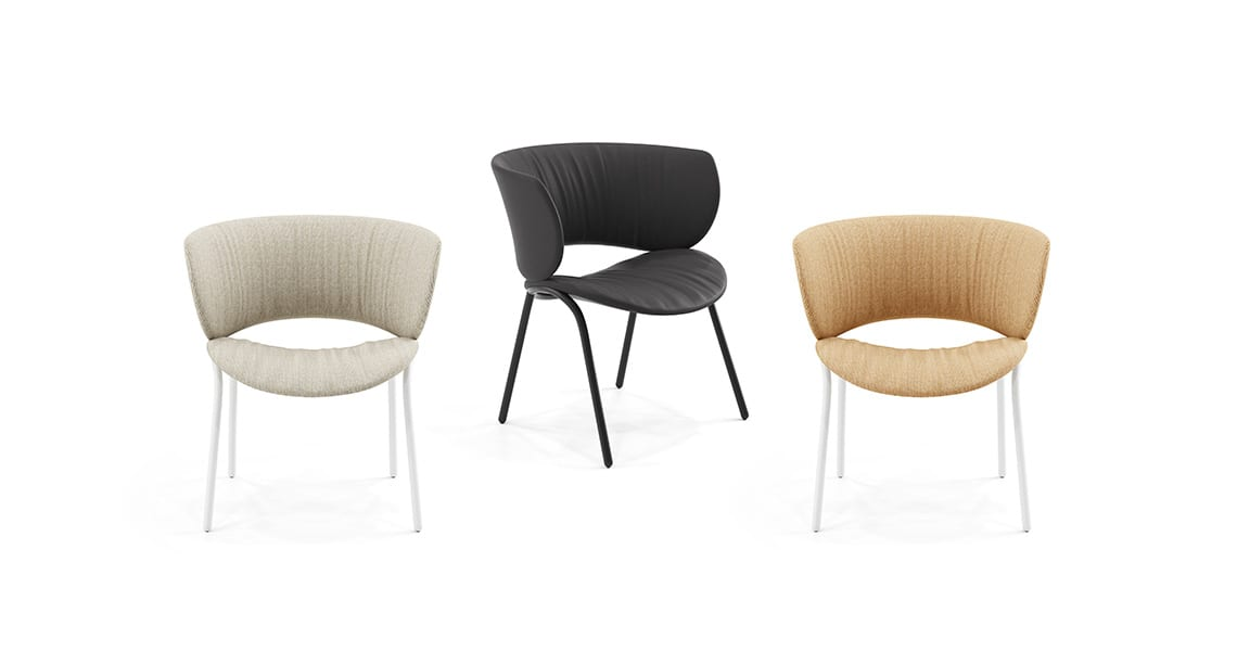 Viccarbe's Funda Lounge Chair
